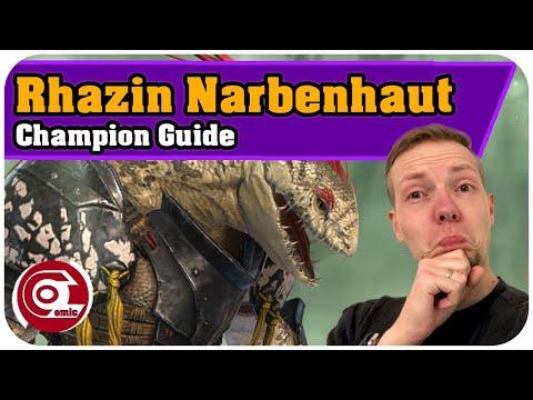 Rhazin Narbenhaut Guide