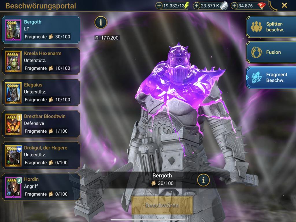 Bergoth Fusion